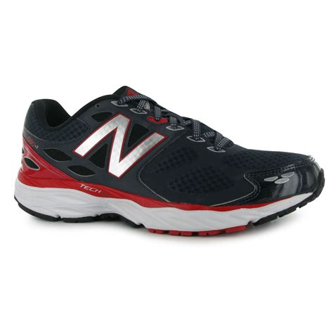 new sports shoes new balance mens m680v3 running shoes trainers lace up
