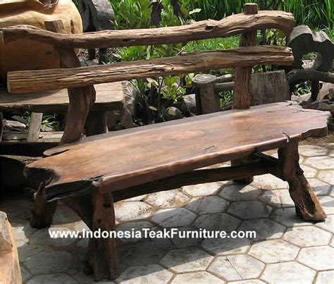 wood furniture outdoor outdoor benches wood treenovation