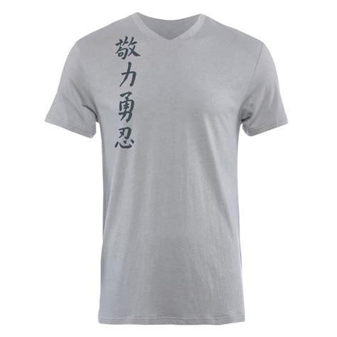 Tshirt Jaco Kanji Abu jaco kanji ii performance v neck t shirt silverlake