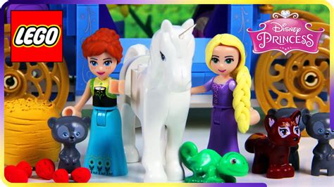 Disney Premium I Rapunzel lego disney princess rapunzel frozen friends in