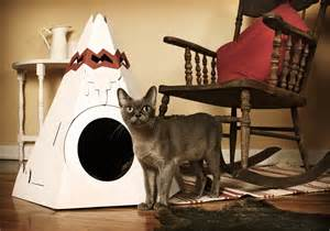 Cool Cat Furniture by 15 Creative Cat Houses And Cool Cat Bed Designs