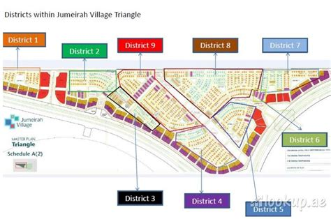 Townhome Floorplans downloads for jumeirah village triangle jvt dubai