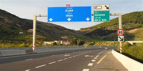 maroc algerie 2016 autoroutes l alg 233 rie et le maroc au coude 224 coude pour le