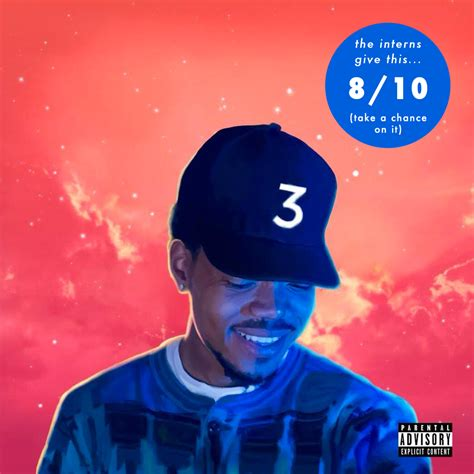 coloring book chance the rapper christian album of the week chance the rapper coloring book