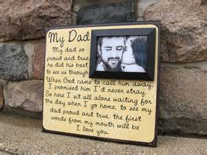 in memory of personalized custom picture frame by