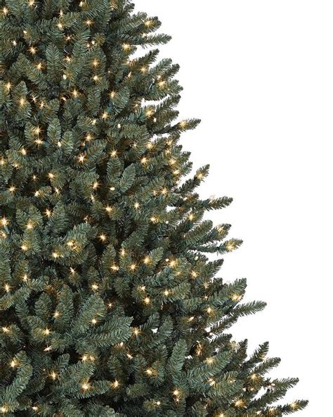 blue spruce artificial tabletop tree blue spruce tree balsam hill