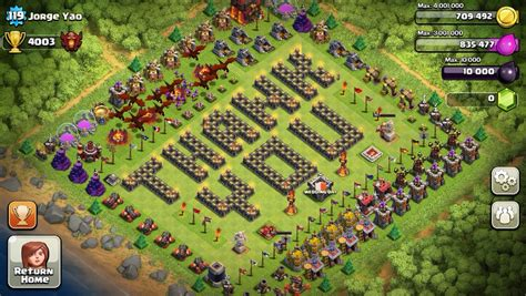 in clash of clans where did the boat come from jorge yao s base when he retired clashofclans