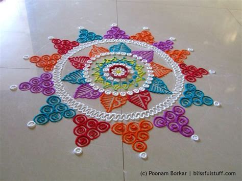 beautiful designs ultimate rangoli designs for diwali festival 2017 with