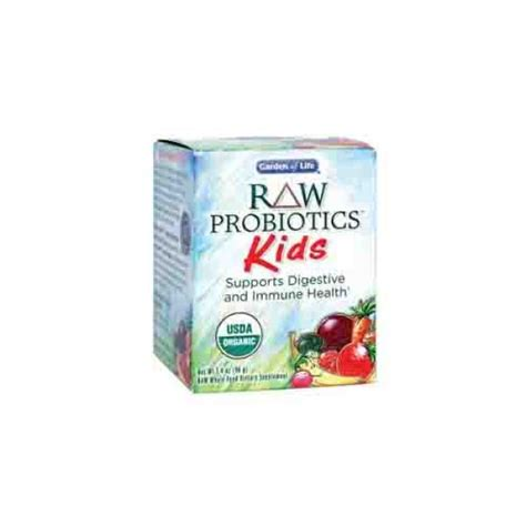 Garden Of S Probiotic Review Garden Of Probiotics Probiotics For Children