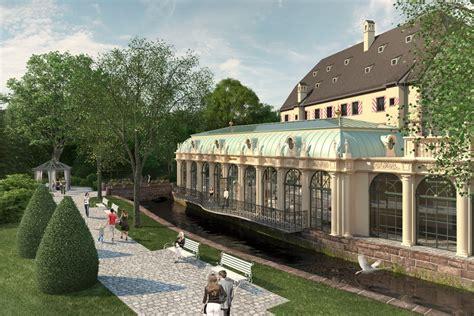 Archlab projekte historische bauten pavillon europapark archlab