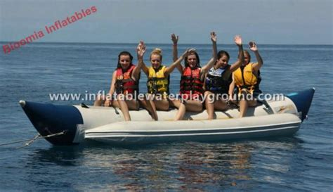 boat water tubes for sale large water games inflatable towables single lane sea