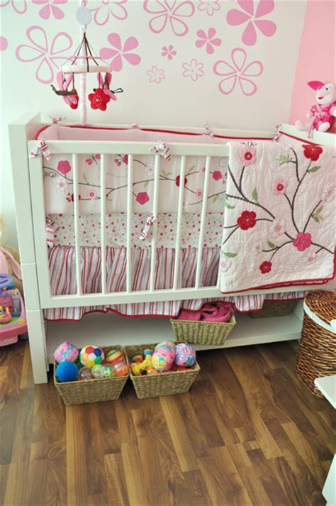 cherry blossom crib bedding crib bumpers crib bumper pads and cribs on pinterest