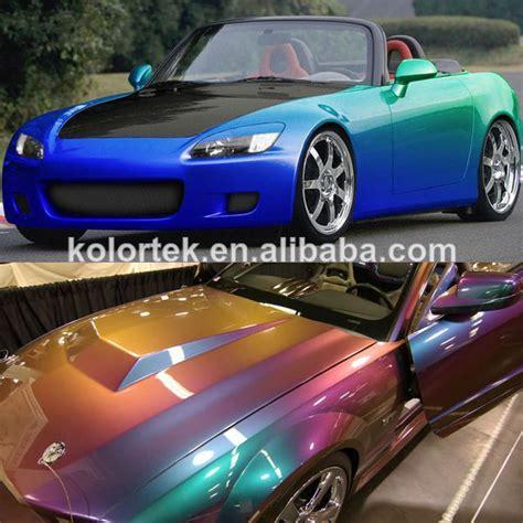 chameleon color change paint pigment for car dip
