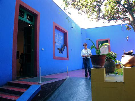 the blue house frida kahlo museum museo frida kahlo or the blue house la casa azul coyoac 225 n