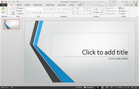how to make a powerpoint template 12 steps with pictures
