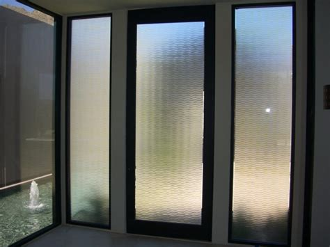 Frosted Glass For Front Door by Glass Doors Frosted Glass Front Entry Doors Golden