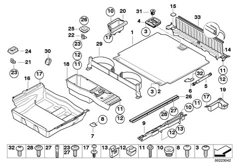 bmw parts diagram bmw parts diagram trunk bmw auto parts catalog