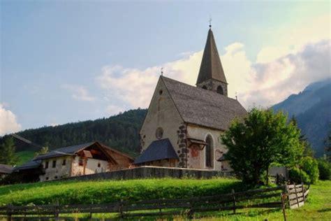 popolare trentino alto adige funes chiesetta di s maddalena
