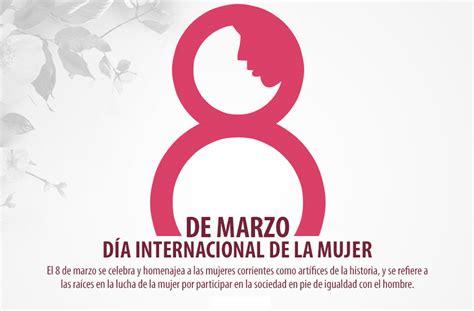 imagenes cool dia internacional dela mujer saludo por el d 237 a internacional de la mujer bella vista