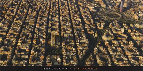 barcelona from above barcelona from above pic woahdude