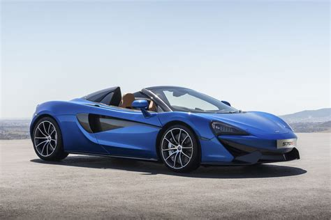 maclaren new car mclaren s new 570s spider is its most attainable