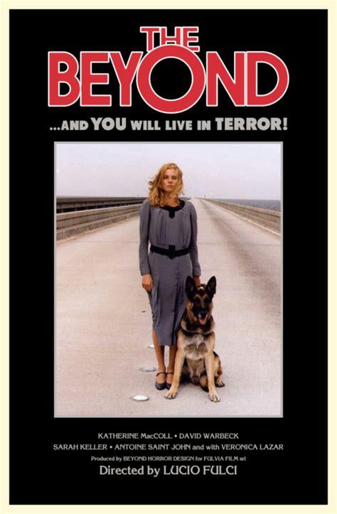 Beyond The Designers by Beyond Horror Design The Beyond Lucio Fulci 1981