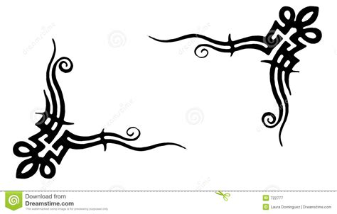 tribal tattoo royalty free stock photography image 722777