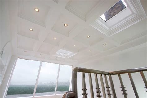 easy coffered ceiling coffered ceiling system easy ceiling panel treatments