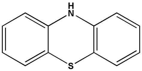 Phenothiazine Also Search For File Phenothiazine Png Wikimedia Commons