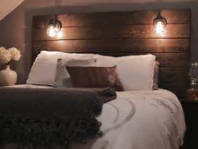 how to make wood headboard build a rustic wooden headboard live your goals