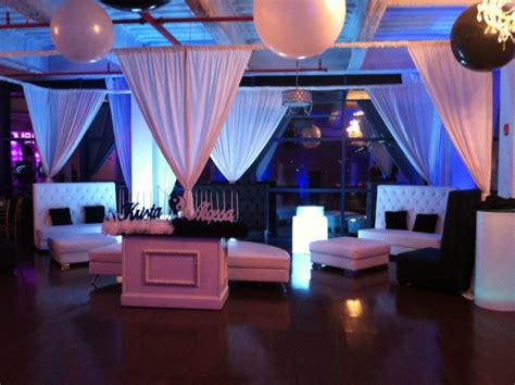 Lounge Decorations by Large Vip Sections Aviance Event Planning And Lounge Decor Nj
