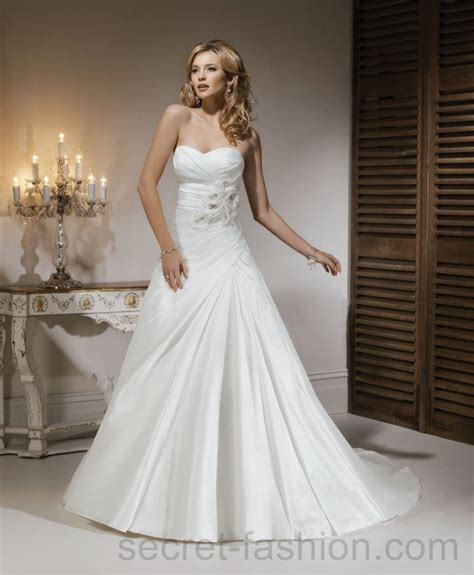 Wedding Gown Fabulosity On A Budget by Wedding Dresses Traditional Cheap Wedding Dresses