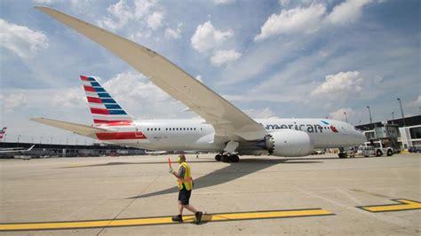 united airlines american airlines american airlines moves ahead of united airlines in on