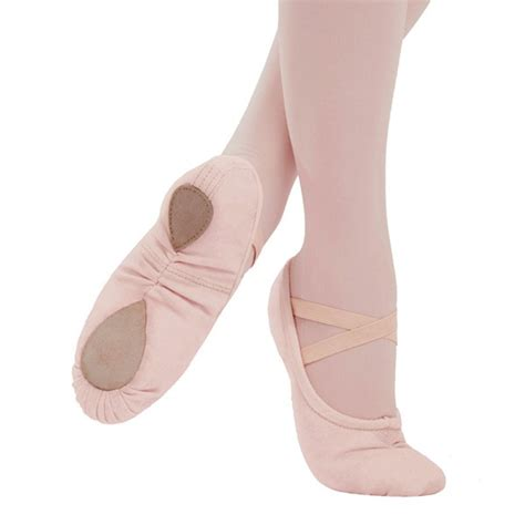 canvas ballet slippers capezio professional canvas ballet shoe