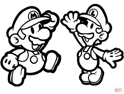 N Drawings by Mario And Luigi Drawing Drawing Sketch Picture