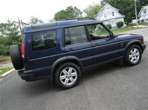 how cars engines work 2000 land rover discovery series ii interior lighting sell used 2000 land rover discovery 4x4 new engine in brentwood new york united states for us