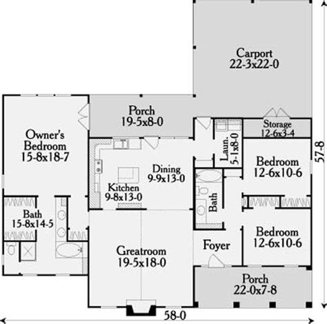 king of the hill house floor plan forest hill 3625 3 bedrooms and 2 5 baths the house designers