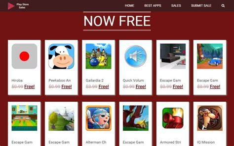 free paid apps android 4 ways to get paid android apps for free legally