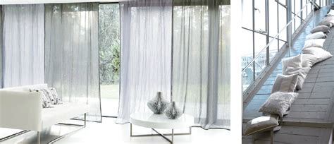 Sheer Bedroom Curtains transparante gordijnen kleur op kleur interieur