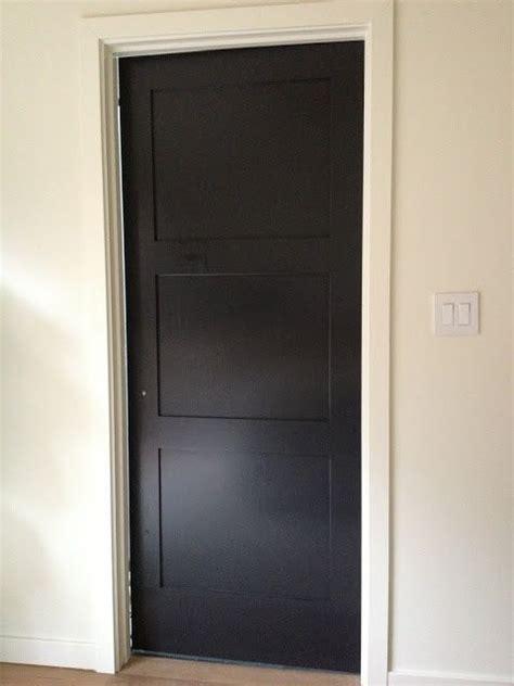 benjamin moore onyx black interior doors doors interior
