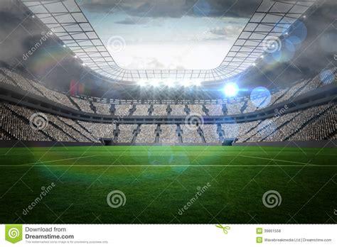 football stadium lights prices large football stadium with lights stock illustration