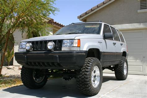 lifted jeep grand cherokee azdesertzj 1994 jeep grand cherokee specs photos