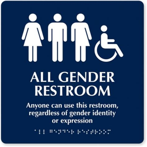 transgender bathroom usage transgender in to choose which gender restroom they wish to use daily