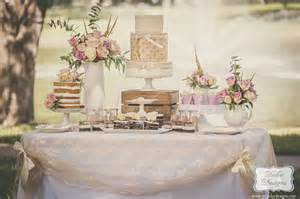 shabby chic bridal shower dolce designs