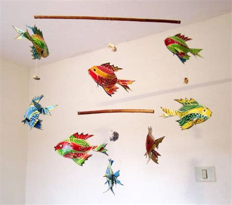 Fish Mobile For Crib by 1000 Images About Fish Mobile On