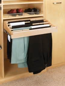 pant organizer wood pullout for closet rv cwpr 2414 1 110 00 morestorage com