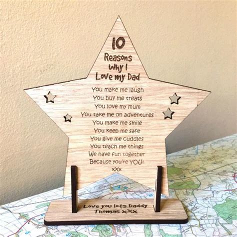 10 Reasons I Like Cataclysm by 10 Reasons Why I You Personalised Plaque