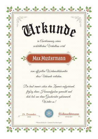 Vom Weihnachtsmann Briefvorlage Diese Witzige Einladungskarte Zum Geburtstag Sieht Einem Arztrezept Zum Verwechseln Hnlich Auf