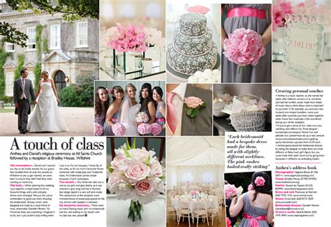 Hochzeit Artikel by Wedding Flowers Wedding Flower Brochure