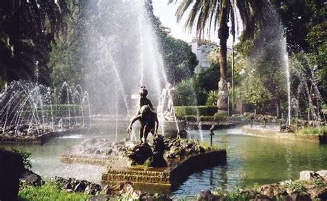 al giardino palermo alla scoperta giardino inglese palermo